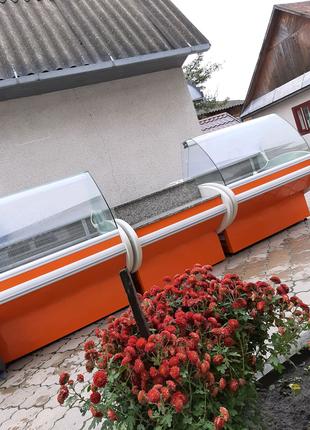 Холодильная витрина Польша
