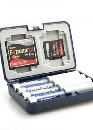 MATIN MC5 кейс ( AAA/AA батарейка / CF, SD и т.п. карта памяти)