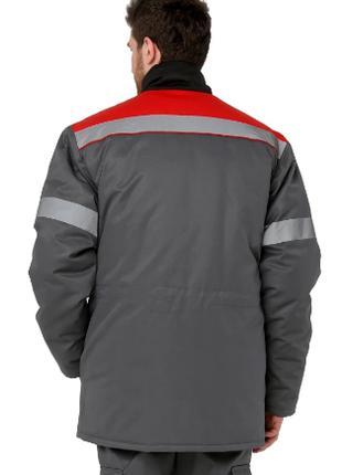 Куртка зимняя для рабочего Экспер арт.10072