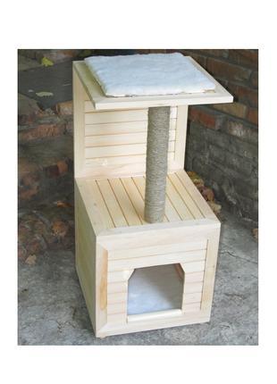 домик для кота Кошкин дом