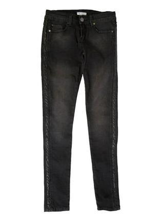 Шикарные джинсы kookai с лампасами