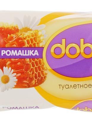 """Мыло туалетное Dobra """"Мед и ромашка""""60g"""