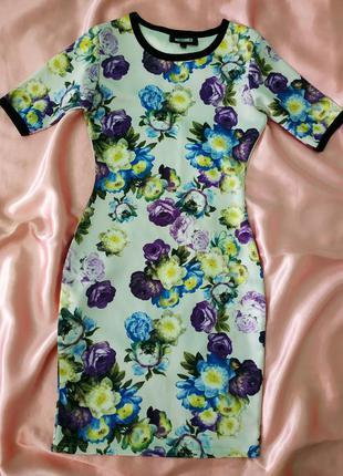Обтягивающее платье missguided