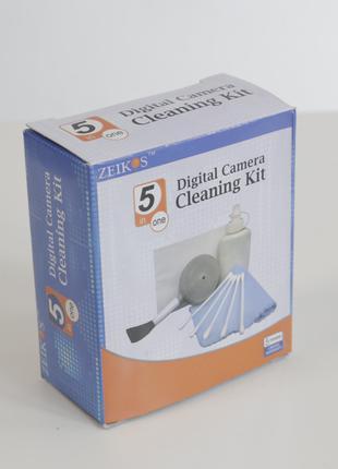 ZEIKOS ZE-CL5 Deluxe Cleaning / Набор для чистки, продувки оптики