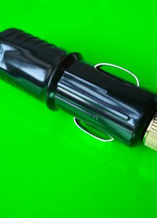 Керамический штекер разъем прикуривателя 15А Автоадаптер питания