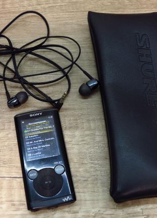 MP3 плеер Sony 8гб