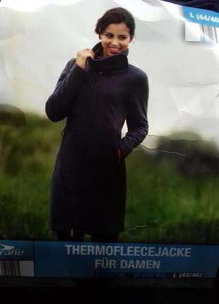 Куртка длинная термо женская Crane р. L