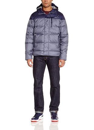 Мужской пуховик куртка зимняя puma down jacket (50/50) размер ...
