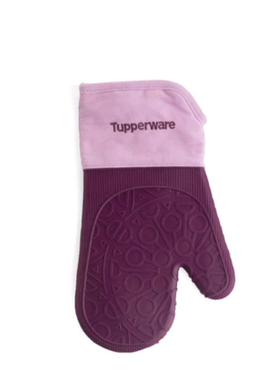 Силиконовая варежка прихватка Tupperware