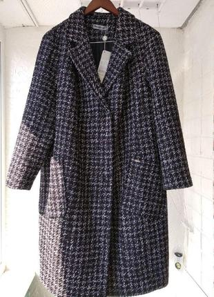 Пальто женское осень-весна размер 56