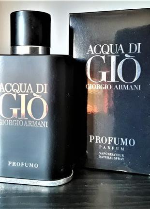 Мужские духи Giorgio Armani Acqua di Gio Profumo 100 мл Лицензия
