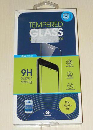 Защитное стекло для Nokia 6 Global 1028