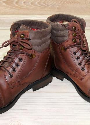 Ботинки clarks. англия. оригинал. размер 42,5-43.