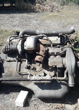 Двигатель на DAF 95 + коробка передач