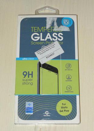 Защитное стекло для Motorola Moto G4 Play Global 1029