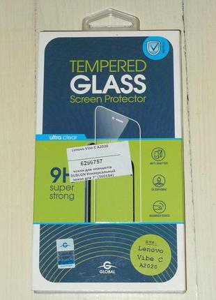 Защитное стекло для Lenovo Vibe C A2020 Global 1031