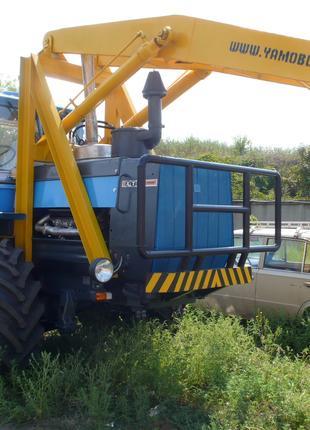 Ямобур БКМ-420х2.5 для трактора Т-150К