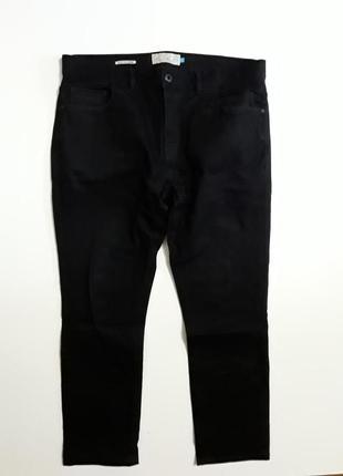 Фирменные джинсы слим 36р.