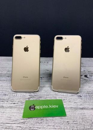 IPhone 7+ Plus/ Gold /128 Гб - Neverlock с Америки!Гарантия+на...