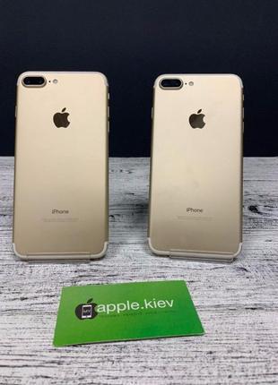 IPhone 7 Plus/ Gold /32 Гб - Neverlock с Америки!Гарантия+наложка