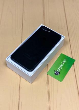 IPhone 7 Plus 128 gb Black Neverlock Оригинал с гарантией 3 ме...