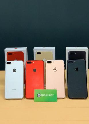 IPhone 7 Plus 32/128/256 gb Rose Gold Black Silver Red Оплата ...