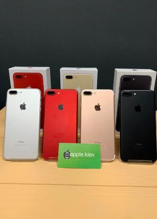 IPhone 7 Plus 32/128/256 gb+ Айфон 7 Plus Магзин Рассрочка гар...
