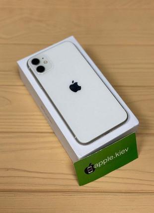 Apple-iPhone 11(White) белый 64 гб оригинал/Neverlock рассрочка !