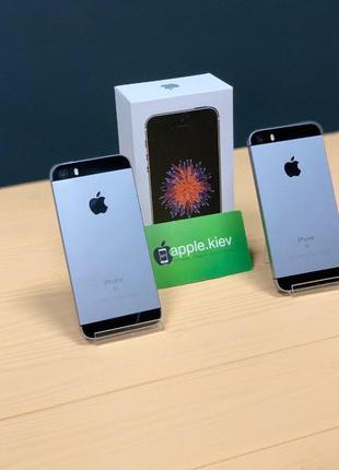 IPhone SE/16/32/64 gb Space Gray/Айфон СЕ Спейс-Магазин Гарант...