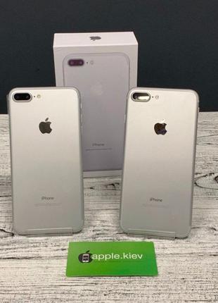 IPhone 7+ Plus/ Silver/32 Гб Neverlock с Америки!Гарантия от м...