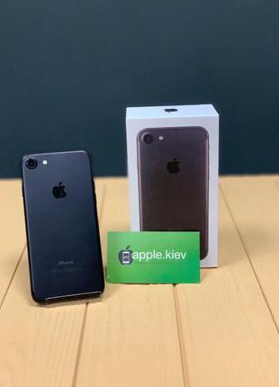 Apple iPhone 7-32/128 гб Black(матовый) Магазин рассрочка Гара...