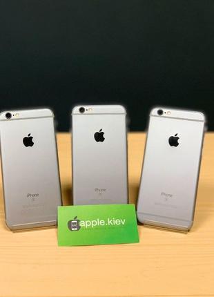 Apple-iPhone 6s 16/32/64 gb Space Gray Магазин Гарантия Рассро...