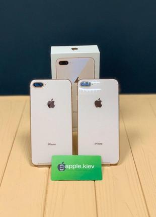 IPhone 8 Plus (+) 64.256 gb Gold (Золотой) Магазин Рассрочка Г...