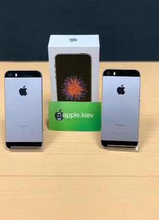 IPhone SE/16/32/64 Space Gray(Спейс Грей) Айфон СЕ Магазин Гар...