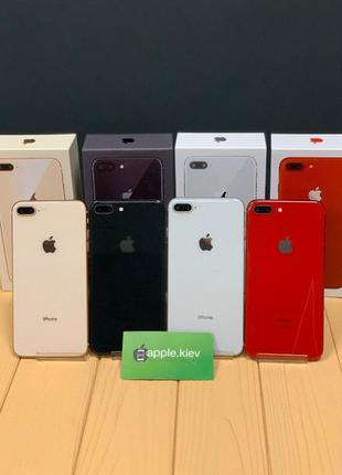 IPhone 8 Plus 64/256 gb Gray.Red.Silver.Gold Магазин Гарантия ...