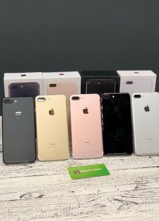 IPhone-Айфон 7 Plus 32-128-256 gb Rose/Gold/Black/Silver Магаз...