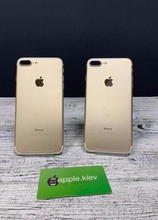 IPhone 7 Plus/ Gold /32 Гб Neverlock с Америки!Наложенный платеж