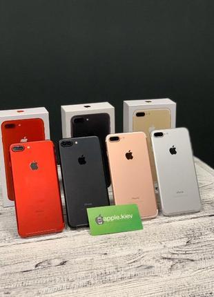 IPhone 7+ Plus 128гб Black \Айфон 7+ на 128gb Чорний с гарантией