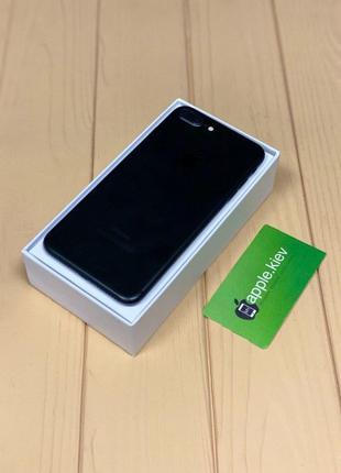 IPhone 7 Plus 128 gb Black Neverlock Рассрочка. Гарантия от ма...