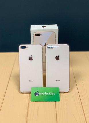 IPhone 8 Plus 64.256 gb Gold (Золотой) Гарантия Магазин Apple ...