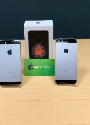 IPhone SE 16/32/64 Space Gray-Айфон SE Магазин Гарантия Рассро...