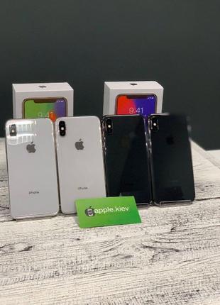 Apple iPhone X 256 Neverlock 10 256 гб! Неверлок с FACE ID