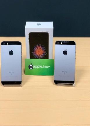 IPhone-Айфон SE/16/32/64 gb Space Gray(Спейс) Магазин Гарантия...