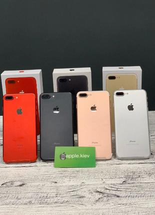 IPhone 7 Plus 32 гб матовый Balck matt 7+ Магазин рассрочка!