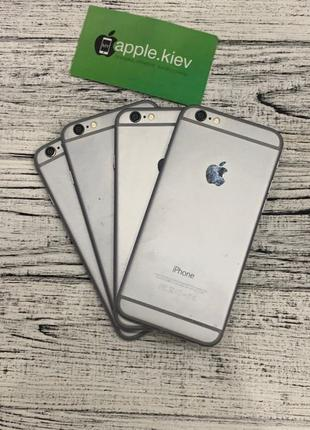 IPhone 6 16/64 гб Gray/Silver- Рассрочка Магазин-Гарантия 3 ме...