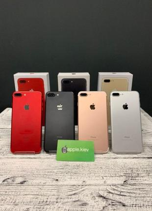 Apple iPhone 7 Plus +32/128/256 Gb Gold Black Rose Silver Red ...
