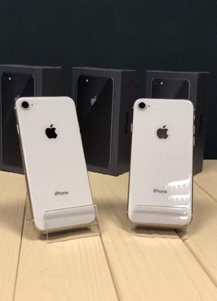 Айфон 8 64 гб Золотой-iPhone 8 64/256 gb Gold Магазин Гарантия !