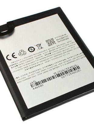 Аккумулятор Батарея АКБ Meizu M6 Note BA721