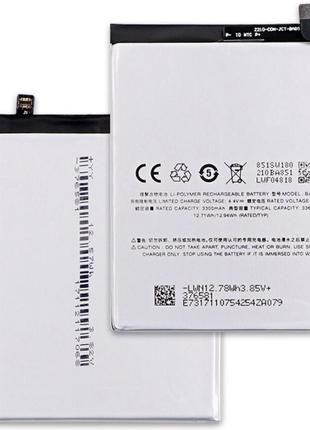 Аккумулятор Батарея АКБ Meizu E3 BA851