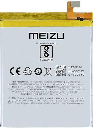 Аккумулятор Батарея АКБ Meizu M3s BT15
